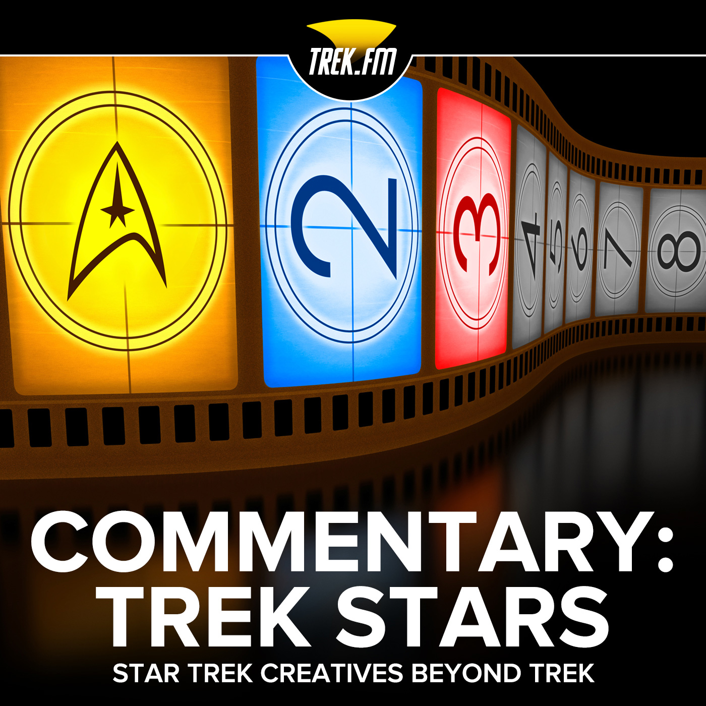 Star Trek Podcast | Commentary: Trek Stars - Creative Work Beyond Star Trek | Trek.fm
