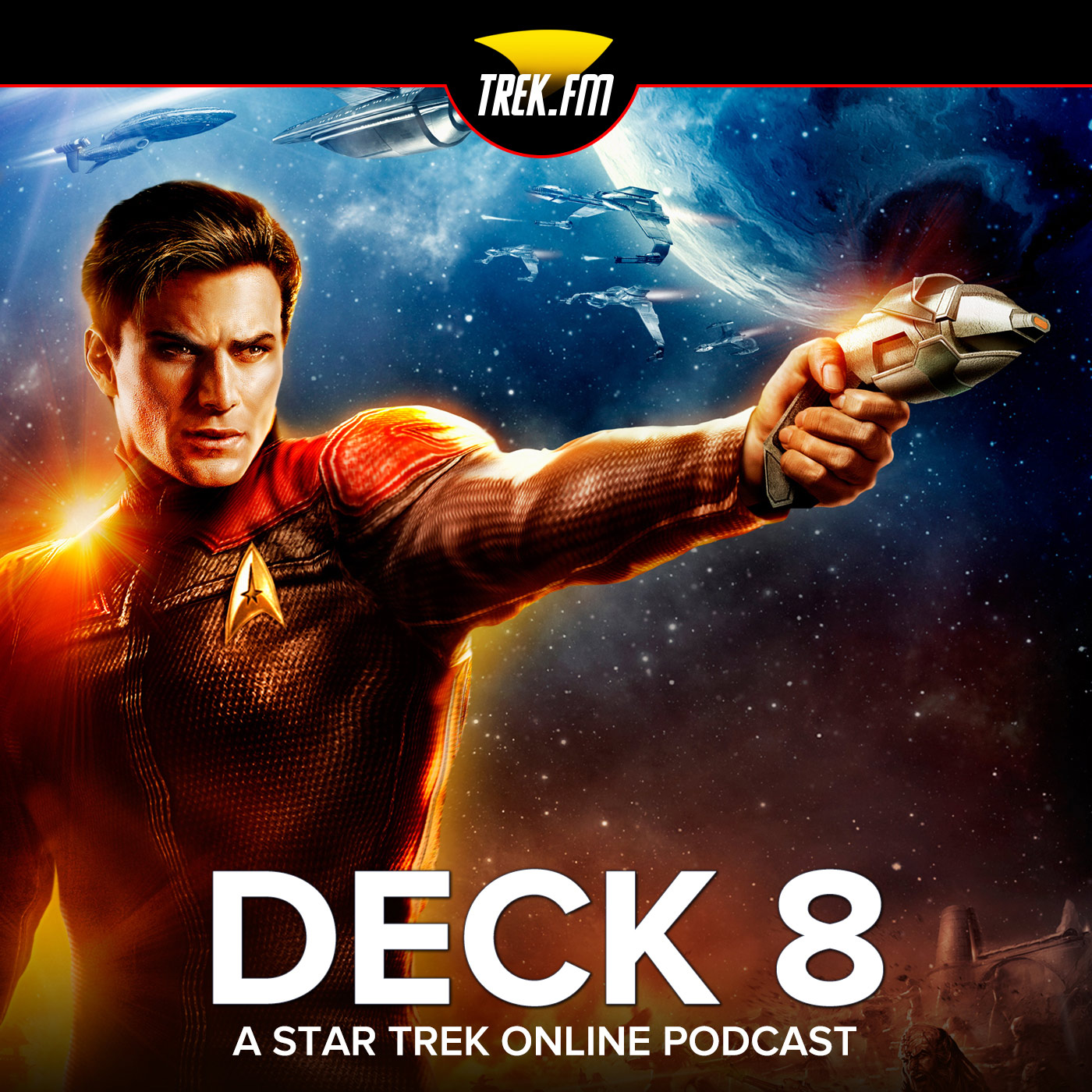 Star Trek Podcast | Deck Eight - Star Trek Online | Trek.fm