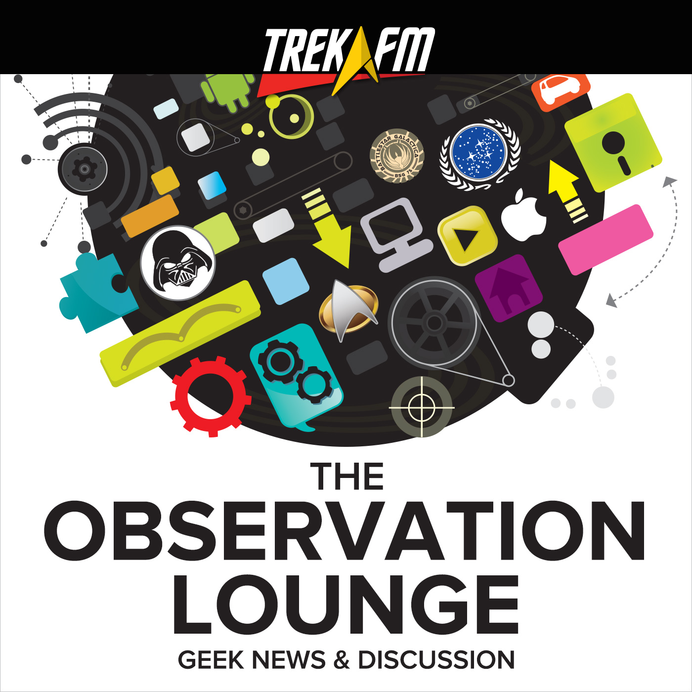 The Observation Lounge: Geek News and Discussion