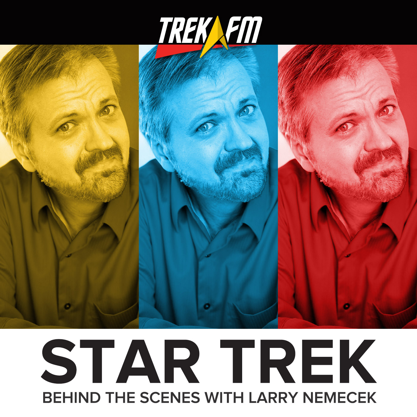 Star Trek Behind the Scenes with Larry Nemecek: A Trek.fm Podcasts Collection
