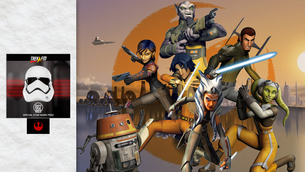 Star Wars Rebels Season 1. We discuss the first season of DisneyXD's new animated Star Wars show from inception to finale and speculate on what season 2 may hold for fans.