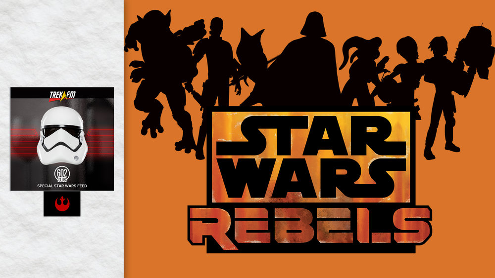 Star Wars Rebels Season 2 Premiere. We discuss the entire episode, the big revelations, the characters, speculate and so much more.