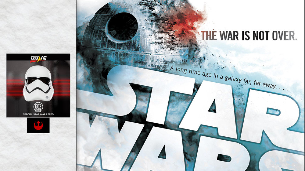 Star Wars Aftermath. We discuss the old SWEU and the the new canon, a new hope, characters, small cameos, things we liked, ask a question, the Amazon issue and wrap up with ratings and final thoughts.