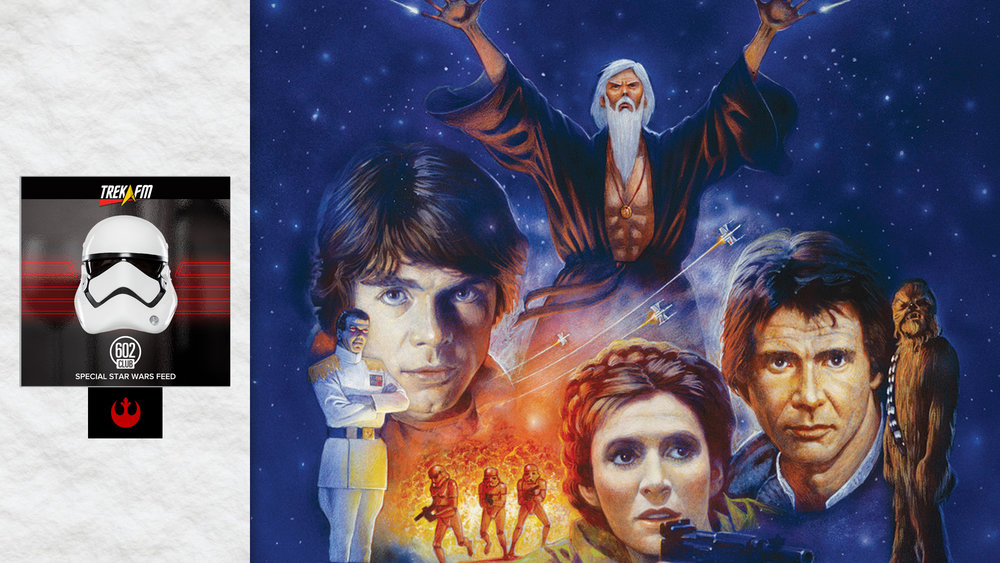 Star Wars: Heir to the Empire. We discuss being back at the beginning, continuing the Original Trilogy, plot points, the Jedi path, new characters, things that worked and didn't, wrapping up with our ratings.