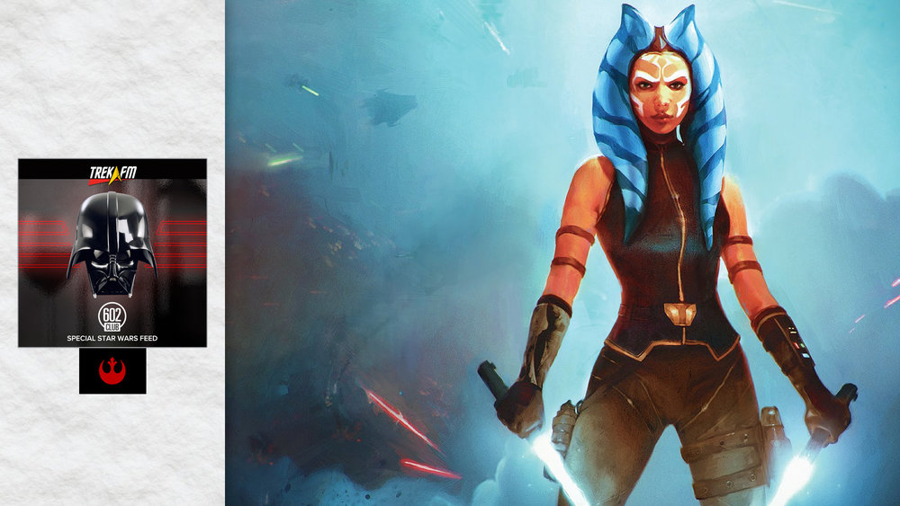 Ahsoka. We discuss our expectations coming into the book, the end of Ahsoka's world, interludes, becoming something else, the Imperial way, stormtroopers of clones, kyber crystals and more!