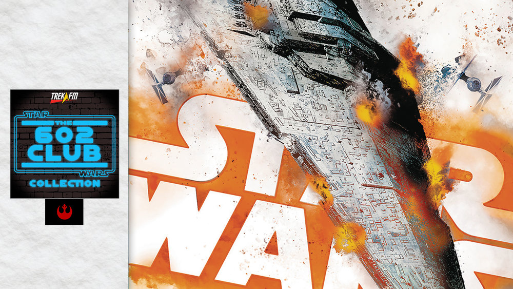 Star Wars Aftermath: Empire's End. We discuss our first/last impressions, dive deep into all 5 sections of the books and talk about the aftermath of these books the the state of canon, plus give out thoughts about the future of the books.