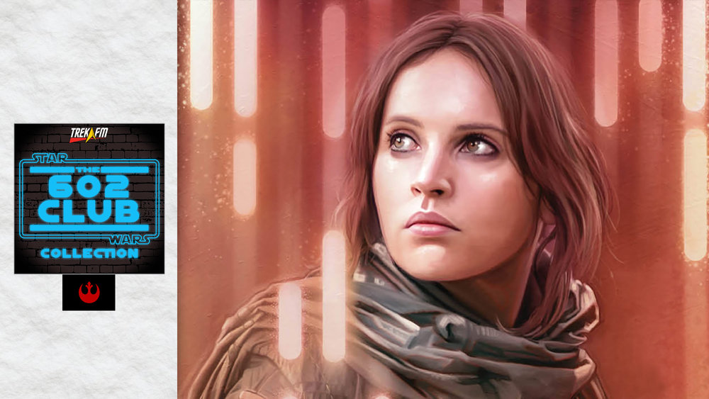 Rebel Rising. We discuss the structure of the book, YA books, fighting the Empire, what the Empire's like, a tangent, a metaphor, Jyn and our ratings.