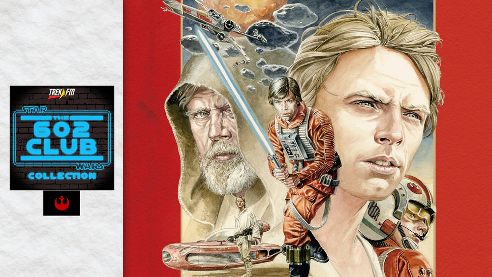 The Legends of Luke Skywalker. We discuss the framing device, The Myth Buster, The Starship Graveyard, Fishing in the Deluge, I, Droid, The Tale of Lugubrious Mote, Big Inside and out ratings.