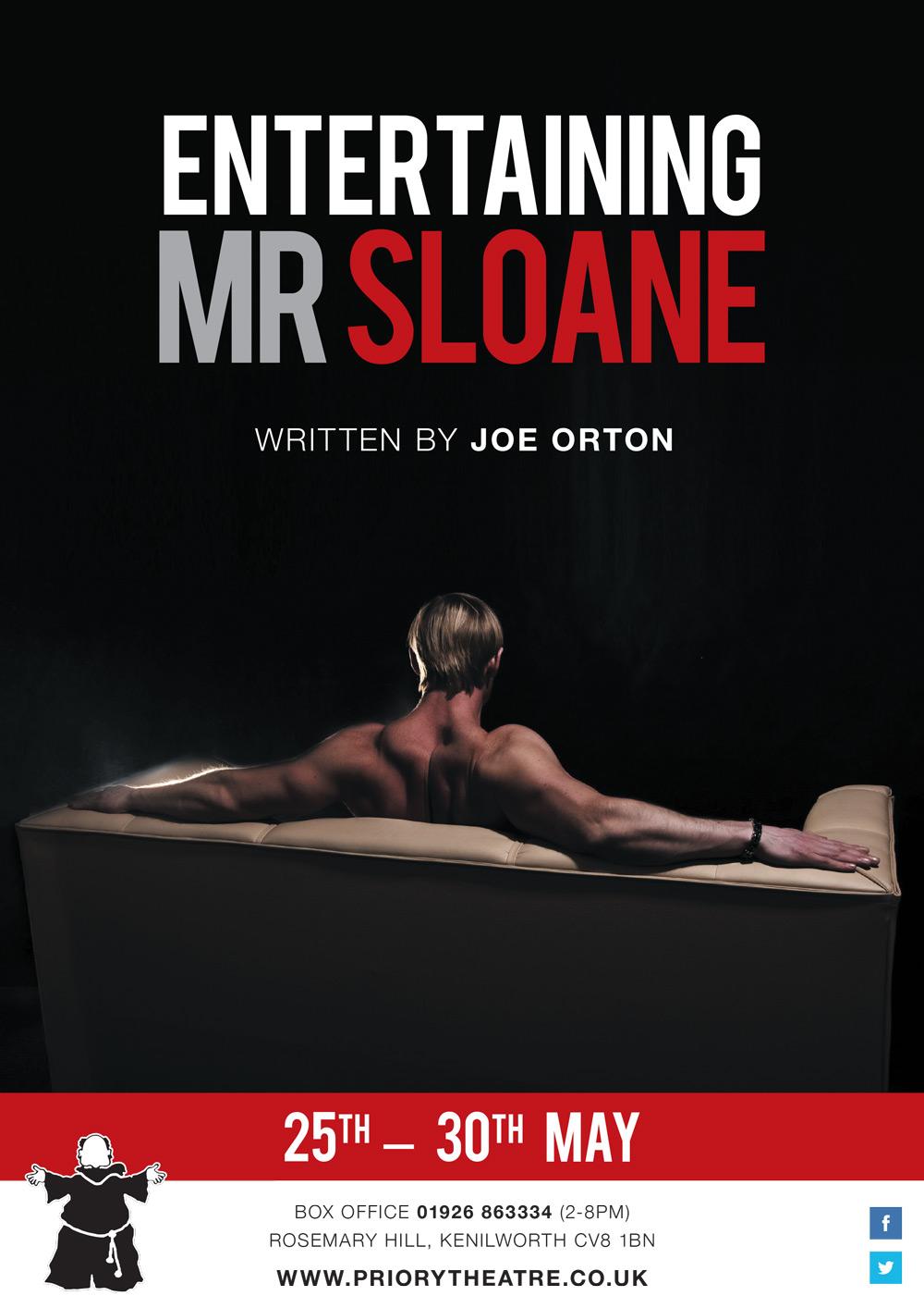 A Drama by Joe Orton!