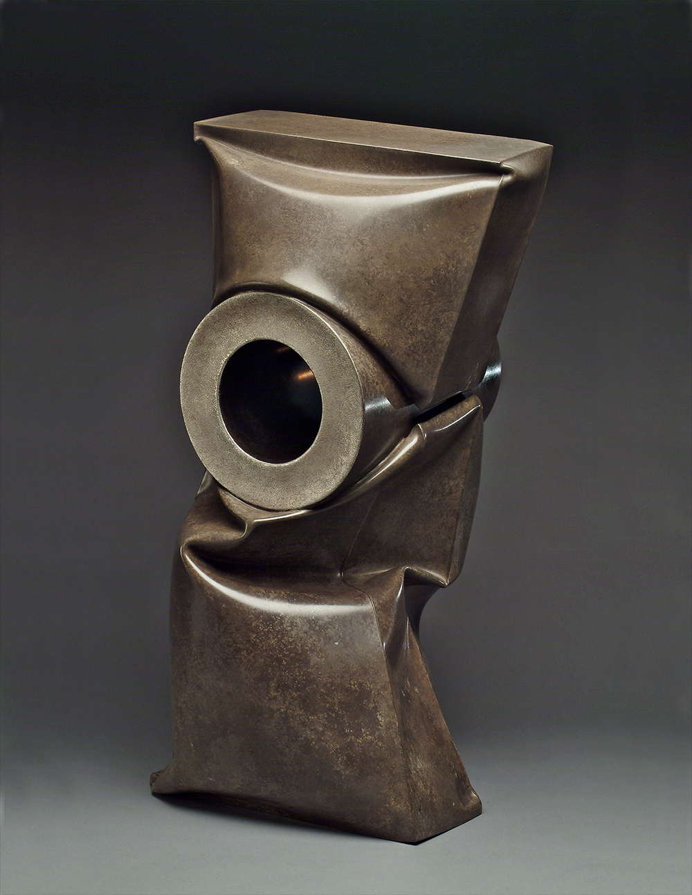 Bag Pipe - Bronze