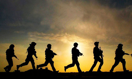 British soldiers 009