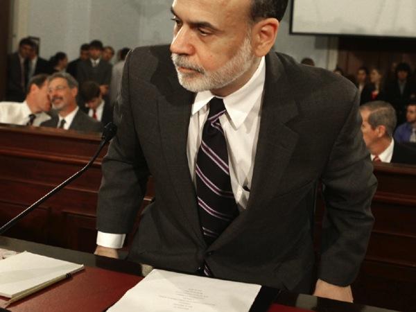 Bernanke gett