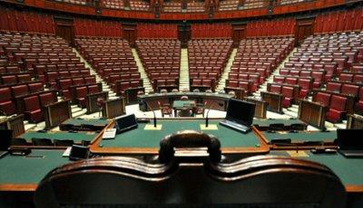 Camera deputati vuota 1