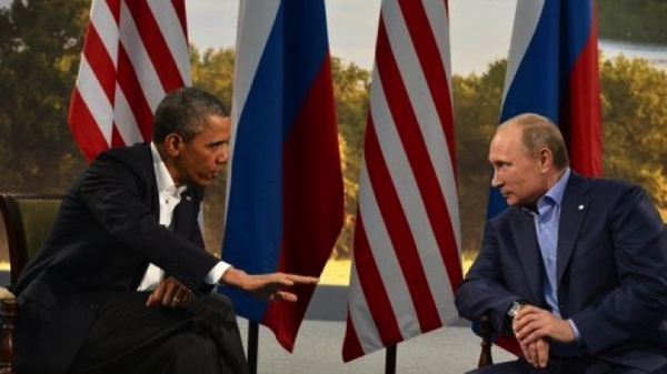 Obama vs Putin new