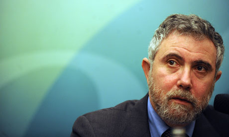 Professor Paul Krugman 006