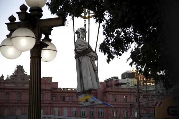 Statua colombo