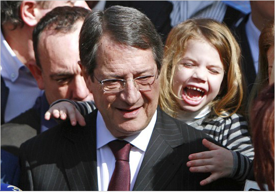Anastasiades money