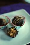 Pb pretzel truffles