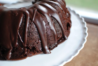 Sour Cream Chocolate Bundt