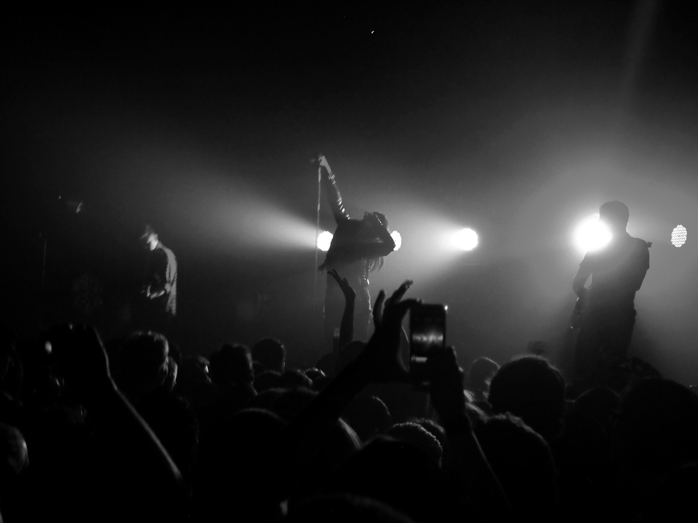 SLEIGH BELLS @ THE REGENCY (NOISEPOP)