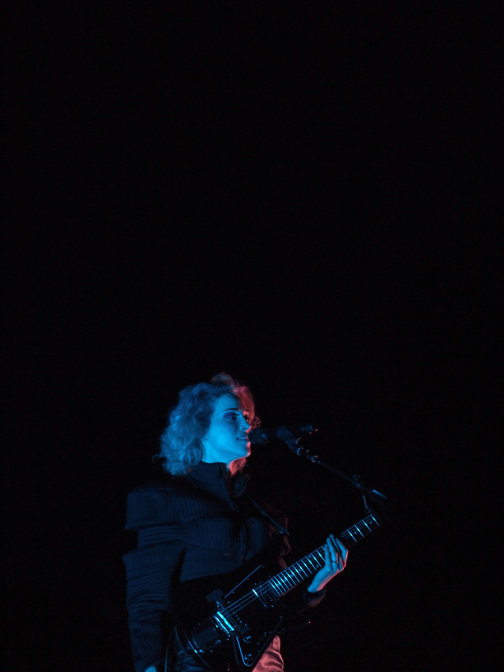 St. Vincent at the Fox Theater Oakland