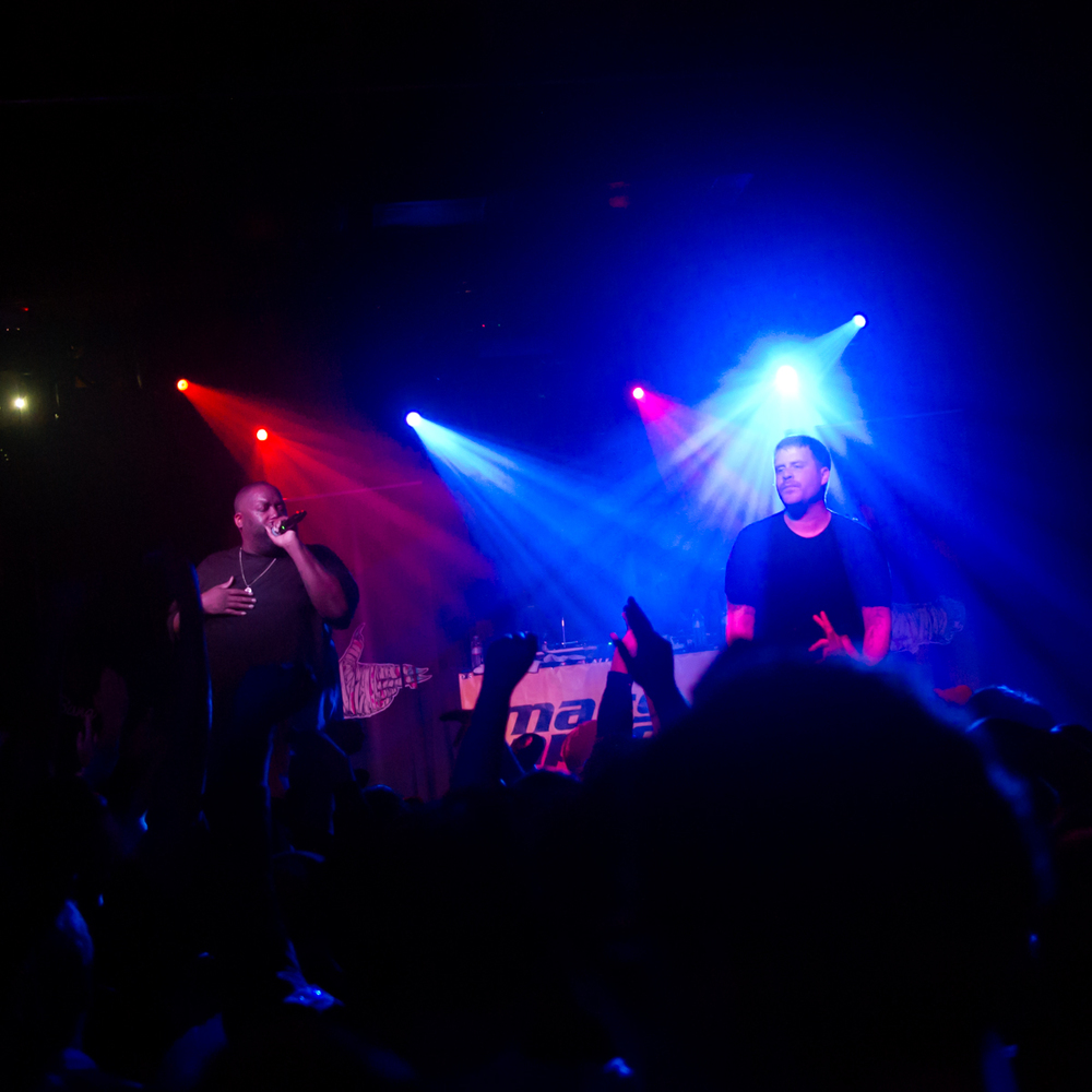 Run The Jewels @ Mezzanine