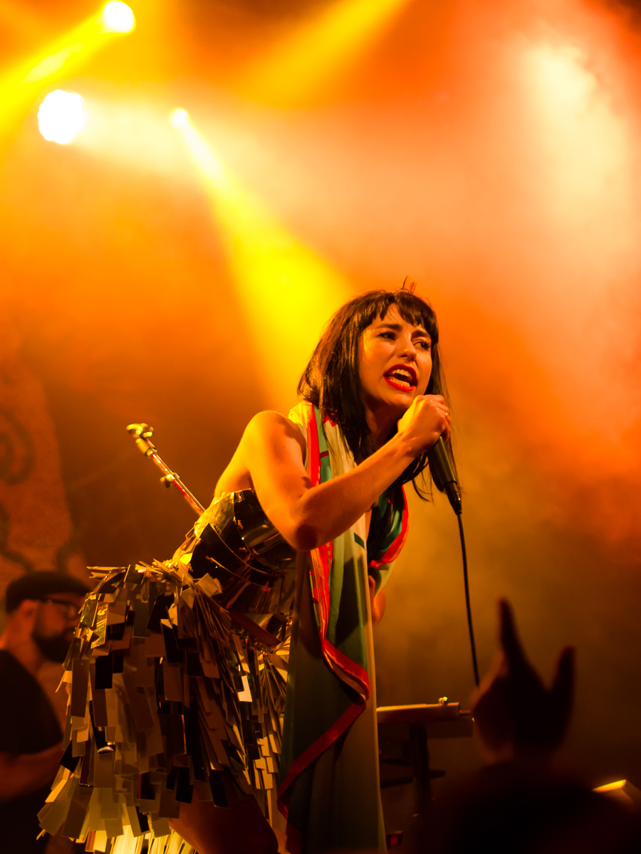 Kimbra @ The Fillmore