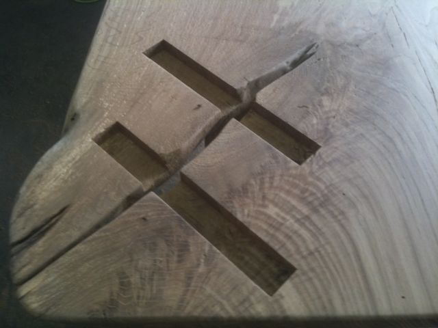 dimensional woodworking joint