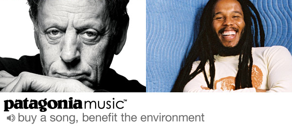 buy a song, benefit the environment