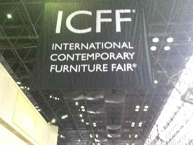 design week ICFF NY