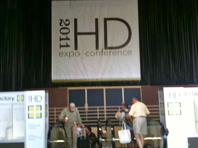 2011 hd expo Las Vegas