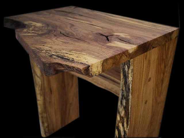 rotten oak console