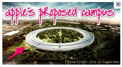 apples proposed campus