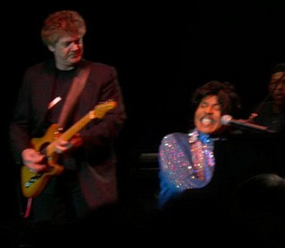 kelvin holly and little richard