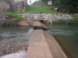 cypress creek alabama low head dam