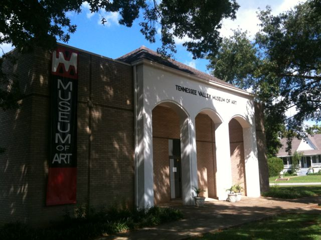 Tennessee Valley Museum of Art - pick up