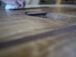 2012 New American Dining Table in progress