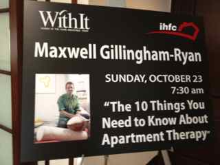 Maxwell in High Point's IHFC sponsored by WITHIT