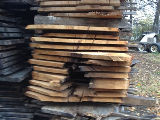 slabs to table for the relief effort of the town of Phil Campbell