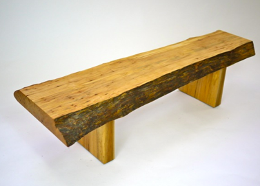 organic maple bench