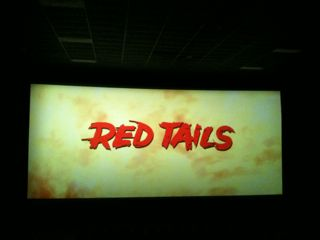Red Tails - good movie - Great story for Alabama
