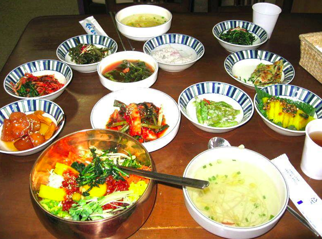 Going 웰빙(well-being): Vegetarianism
