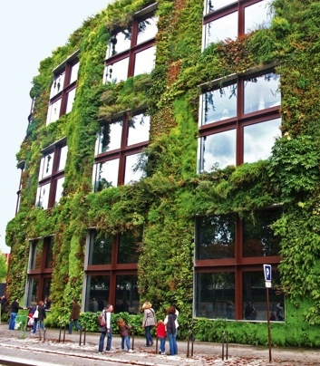 Vitamin Green and Sustainable Design