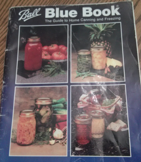 Mom's Ball Blue Book
