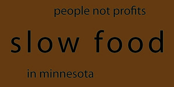 Slow food in Minnesota