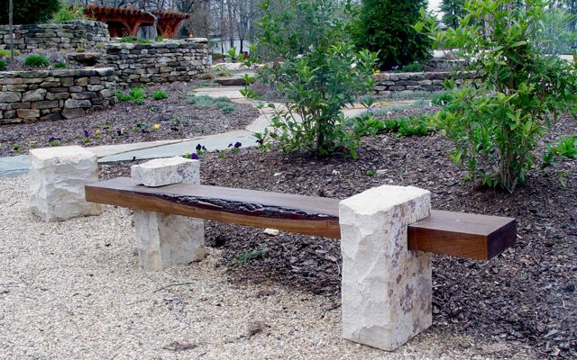 Charmant Modern Garden Benches