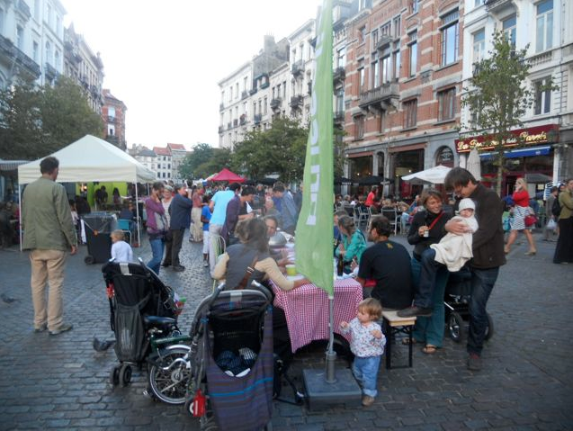 Veggie Thursdays in Brussels