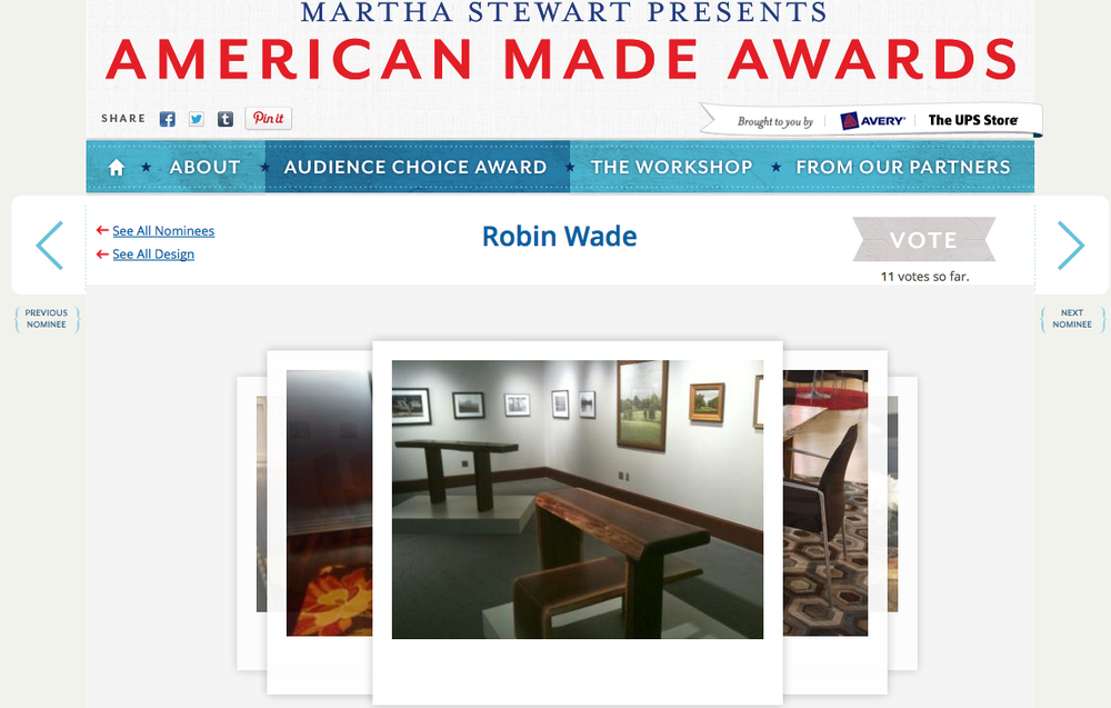 American Made - Martha Stewart