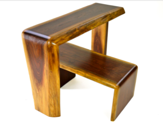 We can create custom walnut pieces, just for you
