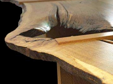Beautiful oak coffee table